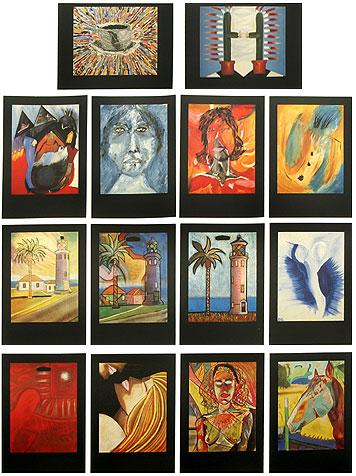 EliaArt Postcards