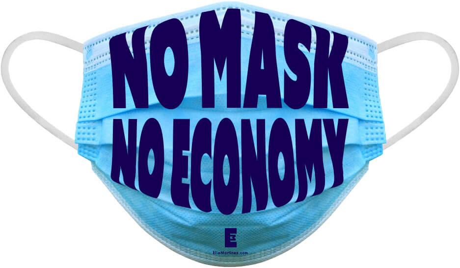 No Mask No Economy