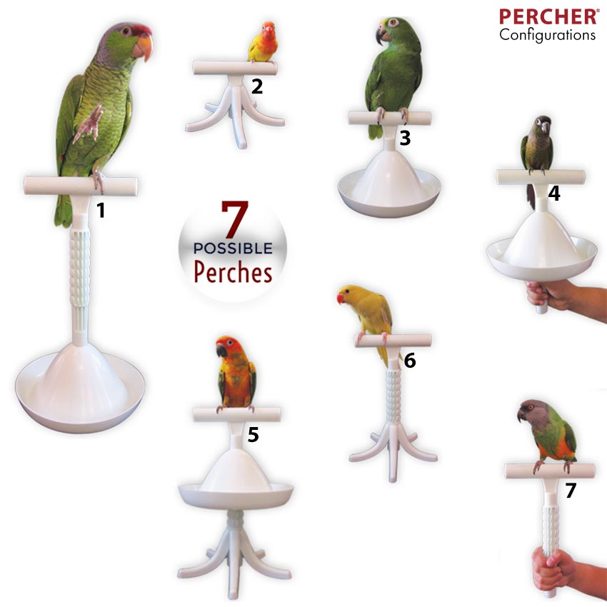Percher Configurations